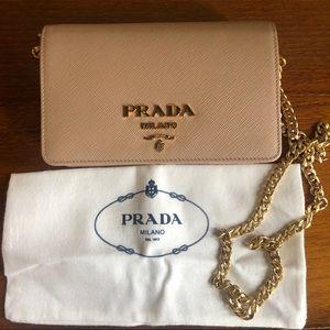 Prada small saffiano bag